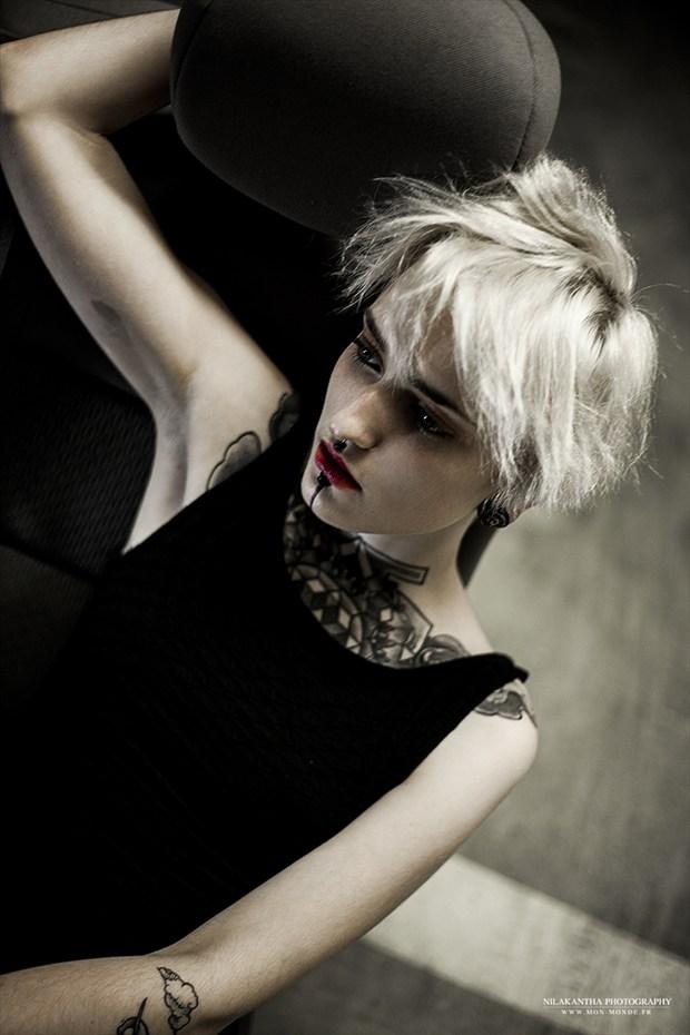 Tattoos Alternative Model Photo by Photographer Nilakantha