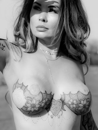 Tattoos Erotic Photo by Photographer WolfMan Graphics