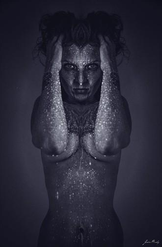Tattoos Fantasy Photo by Model Ann Arbor Mel