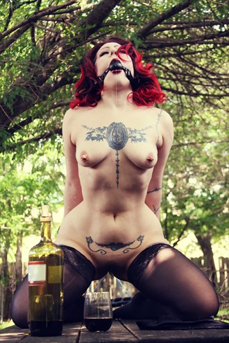 Tattoos Fetish Photo by Model Hex Hypoxia