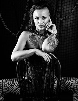 Tattoos Fetish Photo by Photographer Olaf Krackov