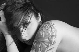 Tattoos Glamour Photo by Model Sera Cimmino