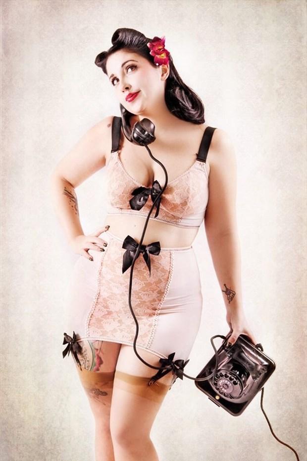 Tattoos Lingerie Photo by Model Pocket Girl