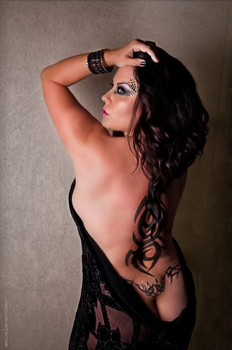Tattoos Lingerie Photo by Photographer Dragon's Lair