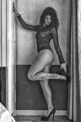 Tattoos Lingerie Photo by Photographer Traven Milovich