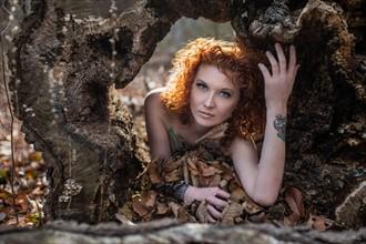 Tattoos Nature Photo by Model Ann Arbor Mel