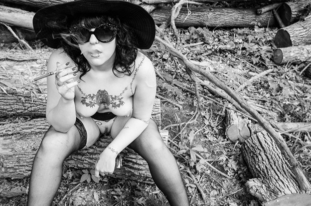 Tattoos Nature Photo by Model Hex Hypoxia