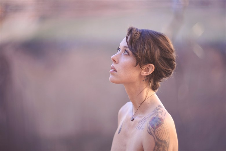 Tattoos Nature Photo by Model Rebecca Cameron