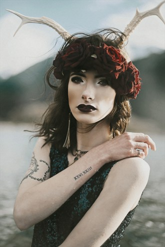 Tattoos Nature Photo by Photographer Roxy Emary