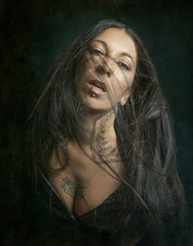Tattoos Sensual Photo by Model Miss be