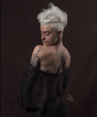 Tattoos Studio Lighting Photo by Photographer Musclemohawk