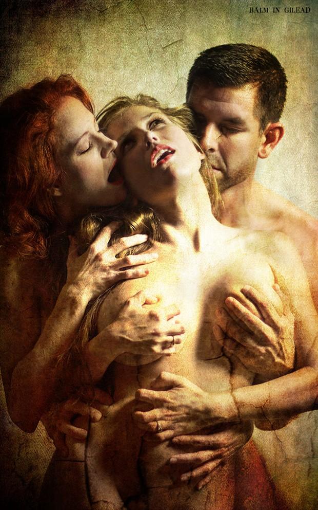 Tear me apart... Artistic Nude Photo by Model Katz Pajamaz