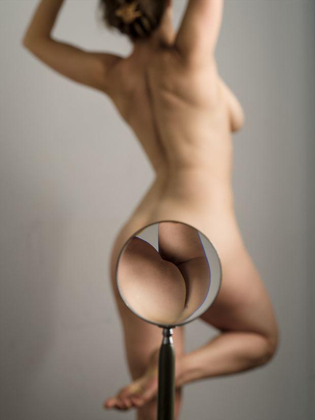 Technical Details %231 Artistic Nude Photo by Model erin elizabeth