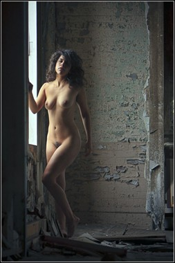 Telescope Factory Artistic Nude Photo by Photographer Magicc Imagery