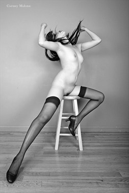 Tempest Artistic Nude Photo by Photographer Carney Malone