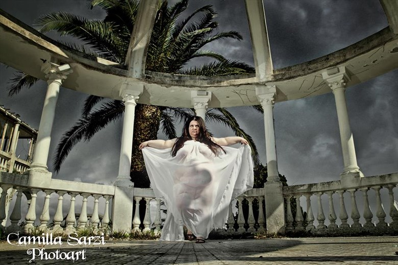 Tempestas   Goddes of Storms Tattoos Photo by Model Assilem Ozzehg