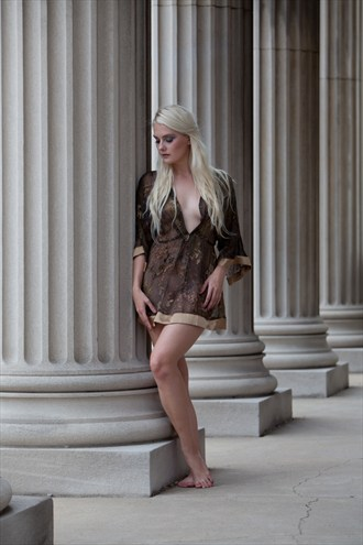 Temple of Nadia Lingerie Photo by Photographer Eric212