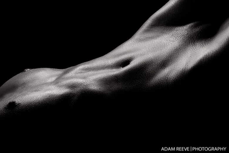 Tense Artistic Nude Photo by Model melancholic