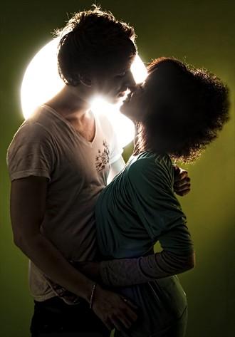 Tense Sensual Photo by Photographer Dyramisty