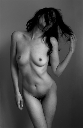 Tension Artistic Nude Photo by Model Rose Valentina