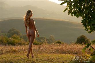 Terez Artistic Nude Photo by Photographer Stephen Maitland