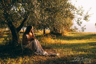 Terez Portrait Photo by Photographer Stephen Maitland