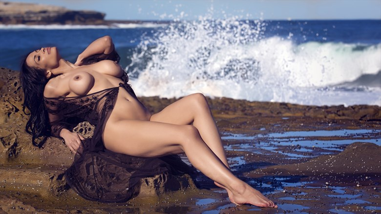 Tessa 3 Artistic Nude Photo by Photographer John Anthony