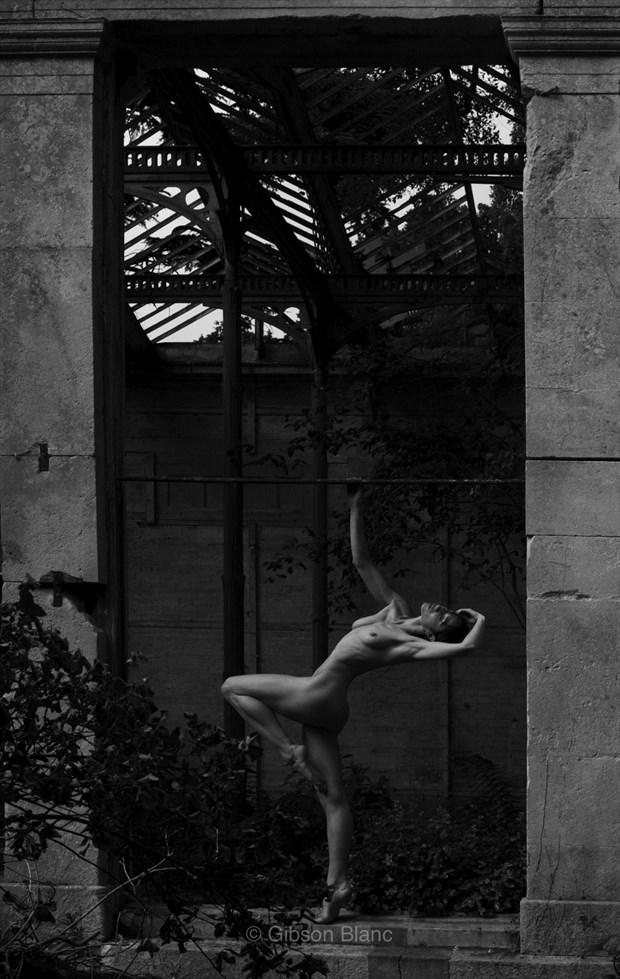 Tessag Figure Study Photo by Photographer Gibson