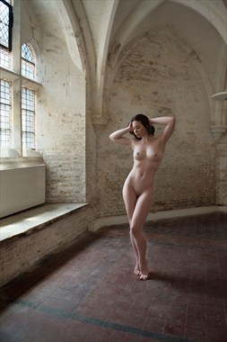 The Artists Studio Artistic Nude Photo by Photographer Ciaran