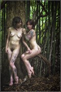 The Bambo Forest Artistic Nude Photo by Photographer Magicc Imagery