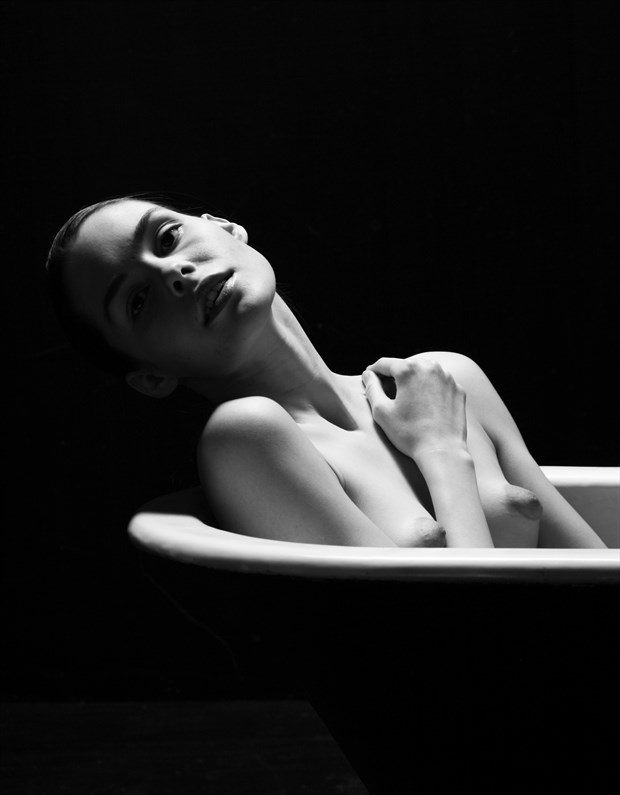 The Bath Artistic Nude Photo by Photographer lancepatrickimages
