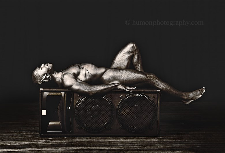 The Beat Goes On Artistic Nude Photo by Photographer humon photography