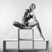 The Box Set Artistic Nude Photo by Photographer Richard Maxim