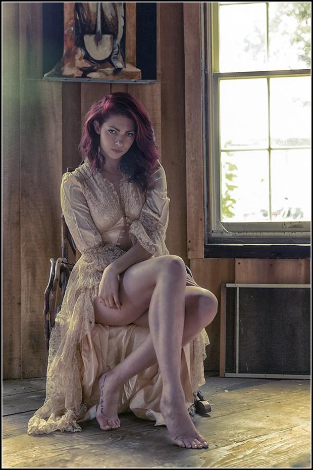 The Cabin Artistic Nude Photo by Model Arielita