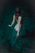 The Cenote Artistic Nude Photo by Photographer Randall Hobbet
