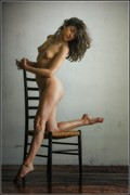 The Chair Artistic Nude Photo by Photographer Magicc Imagery