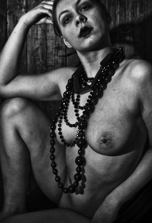 The Circus Performer Artistic Nude Photo by Photographer RayRapkerg