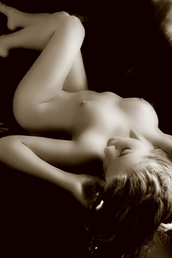 The Club Chair %231 Artistic Nude Photo by Photographer Beau