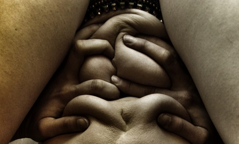 The Core of Change Artistic Nude Photo by Model Laina V