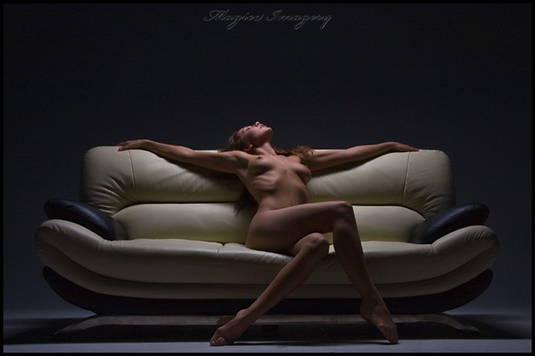 The Couche Artistic Nude Photo by Photographer Magicc Imagery