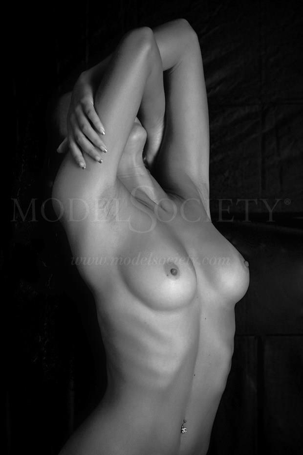 The Coverup Artistic Nude Photo by Photographer CSDewitt Buck