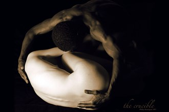 The Crucible Artistic Nude Photo by Artist TZOLTECart