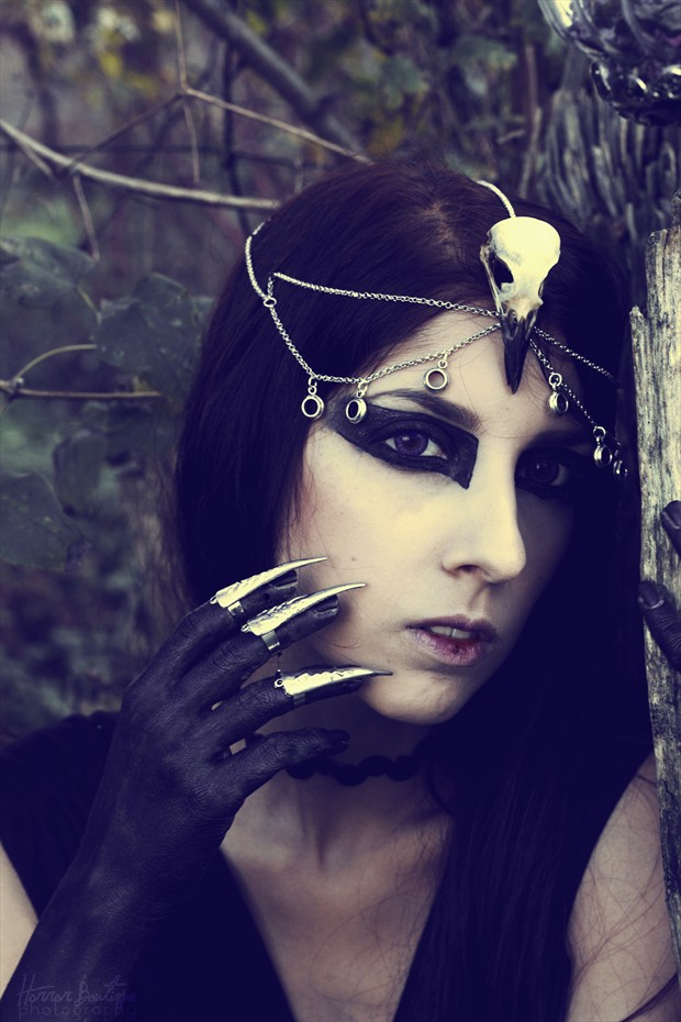 The Curse Sensual Photo by Photographer HorrorBoutiquePh