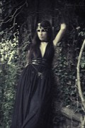 The Curse Vintage Style Photo by Photographer HorrorBoutiquePh