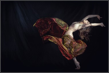 The Dance Artistic Nude Photo by Photographer Magicc Imagery