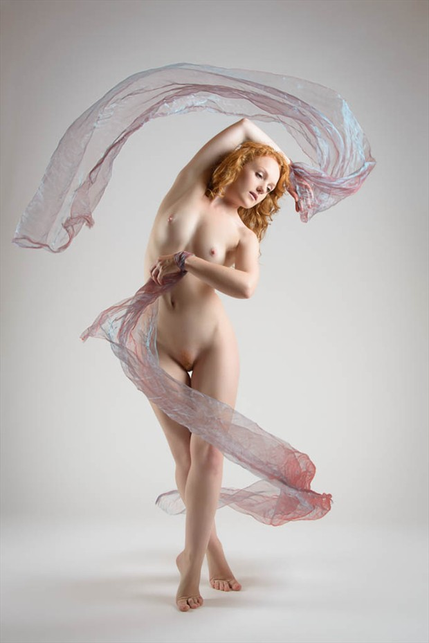 The Dance Artistic Nude Photo by Photographer Rascallyfox