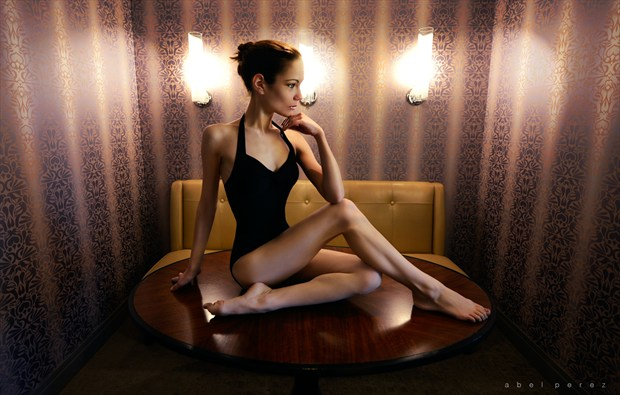 The Dancer Figure Study Photo by Photographer Mindplex