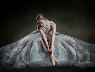 The Dancer Sensual Photo by Photographer Marie Otero
