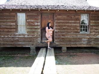The Door Artistic Nude Artwork by Photographer EnlightenedImagesNC