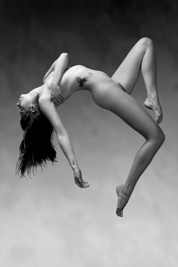 The Dream Artistic Nude Photo by Model Arielita